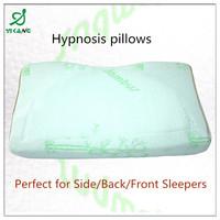2015 new factory supply health pillow/Hypnosis pillows/memory foam neck pillow