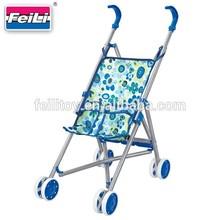 Feili shantou toys factory toy children hand push car dolls prams and strollers