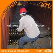 high quality API 11B Anti-corrosion sucker rod coupling