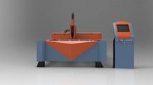 Alumínio / aço inoxidável / cobre aço usado máquina de corte a laser para venda