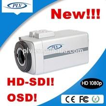 OEM micro cctv security surveillance camera DC12V power supply with OSD menu