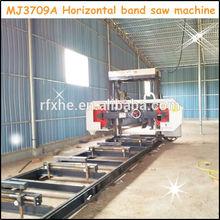 MJ3709A Horizontal bandsaw multi purpose woodworking machine