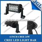 good quality 9-30V 24w12 volt led pixel beam moving bar warning light bar JG-ULB24