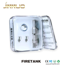 Firetank wax atomizer electric cigarette yellow blue smoking pipe