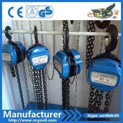 Good Price Stainless steel chain block