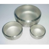 high quality 8 inch carbon steel spherical end cap/pipe cap DIN 2615 standard
