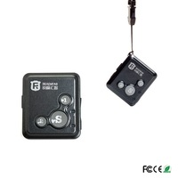 Mini Personal GPS tracker with tracking software work worldwide/ display information on an easy-to-use interface Google Map
