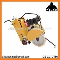 Diesel engine asphalt cutter
