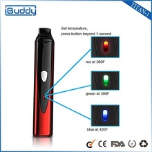 2015 original titan vaporizer & portable herbal vaporizer pen & dry herb vaporizer pen titan 1 for sale