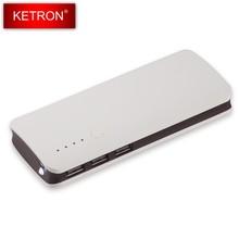hot sale!13000mah KETRON 18650 battery mobile power bank