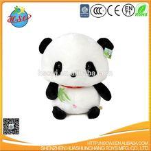 custom high quality Plush animal Key Chain panda mascot