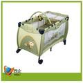productos para bebés bebé cuna de las hojas