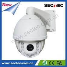 Security system 1.3 megapixel hd cvi outdoor ip ptz wireless camera