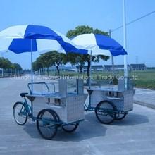 2015 Hot Sale Tricycle Mobile Food Vending Carts Van ZS-HT110 B
