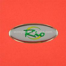 adhesive logo label,home appliance logo design