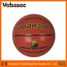Promotion PU PVC Laminated Basketball