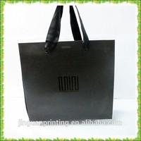 luxury shopping paper bag/foldable paper bag/beautiful paper bag