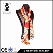 High quality wholesale 100% silk scarf