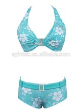 Factory Direct 2014 New Style Lady Hot Micro Bikini Nylon/Spandex OEM