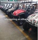 800cc EEC AND EPA 4WD UTV