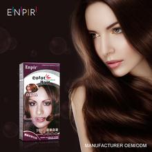 100% cover grey hair harmless hair color cream permanent hair dye wholesale