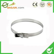 12.7mm bandwidth american standard Quick lock hose clamp