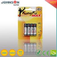 1.5v carbon dry battery r03 um-4 aaa