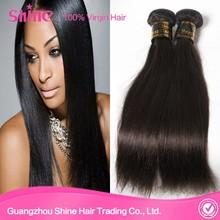 7a cheap double drawn thick 100% human hair uk
