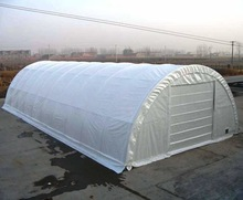 Fabric Storage Shelter