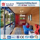 economic luxury hotel container house