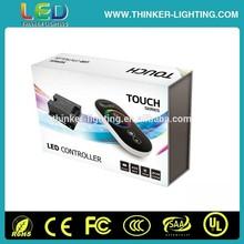 Touch RGB Led controller 12V~24VDC