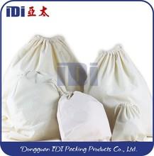 100% Cotton bag with custom logo