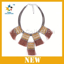 fashion statement necklace, silver jewelry party, latest model fashion necklace