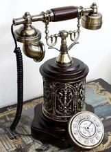 Popular Style Wooden Telephones Desk