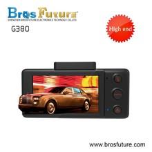 GPS car dash camera Sony Sensor High-end 7-layer glass lens F2.0 aperture