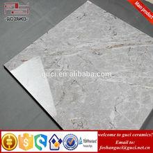 natural grey polished imitation low price ceramic tile marble