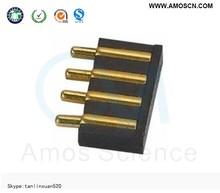 Pogo Pin Test Probe,one row/double row pogo pin