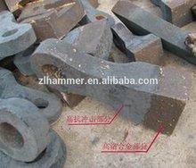 Heavy Hammer Crusher Bimetal Compound Hammer Head
