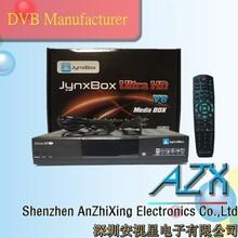 wifi radio receiver internet radio JynxBox Ultra HD V6 mini digital internet tv decoder