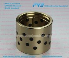 500 oiles sleeve bearing high tensile brass oiles bearing