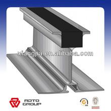 aluminum forming structural aluminium beams with aluminium profile