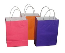 Free factory sample! Recyclable kraft paper bag for food