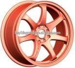 RAYS TE37 alloy wheels black