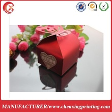 OEM competitive price luxury candy boxes promotion