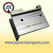 The longitudinal sliding block limit stops High quality stainless steel CNC milling machine processing precision custom parts