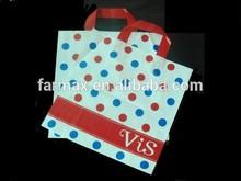 2015 Shenzhen Farmax HDPE Tote Shopping Bag