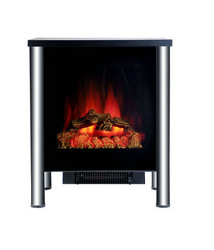2014 Cheap electric fireplace with flame