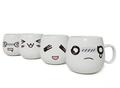 personnaliser prix bas tasse presse de la chaleur en céramique tasse de café starbucks