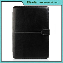 Deluxe for macbook case leather book design