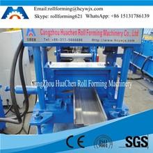 Steel Door Frame Roll Forming Machine Making Metal Stud And Track